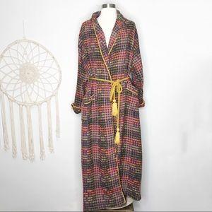 Vintage Gold Label Victoria's Secret Robe